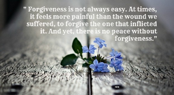 30 Best Inspirational Forgiveness Quotes & Sayings