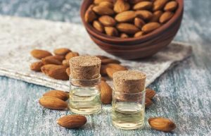 Almond Oil to Remove Dark Circles