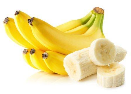 Bananas High Carb Low Fat FoodBananas High Carb Low Fat Food