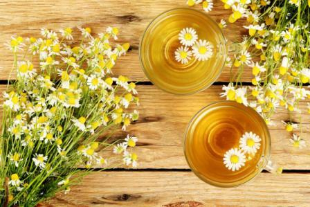 Chamomile Tea Reduces Anxiety
