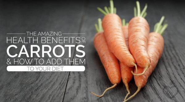 Carrots Health Benefits | 15+ Healthy Benefits of Carrots