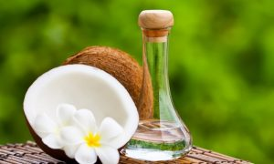 Virgin Coconut Oil to Treat Acne