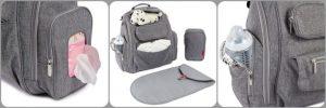 Cheap Back Pack Diaper Bag