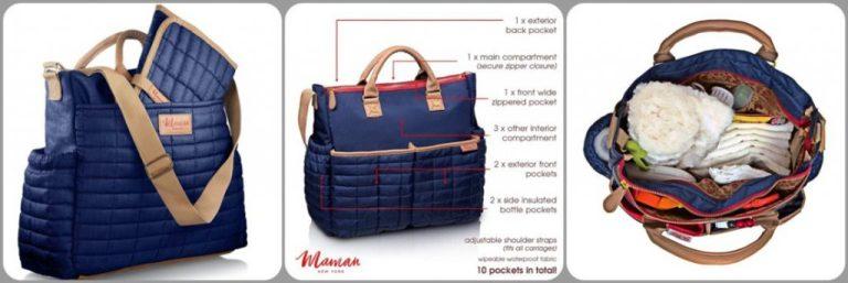 Designer Diaper Bags For