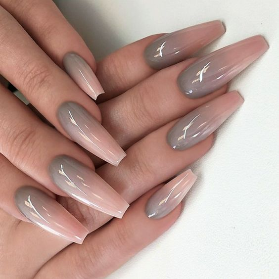 80 Stunning Ombré Nail Designs