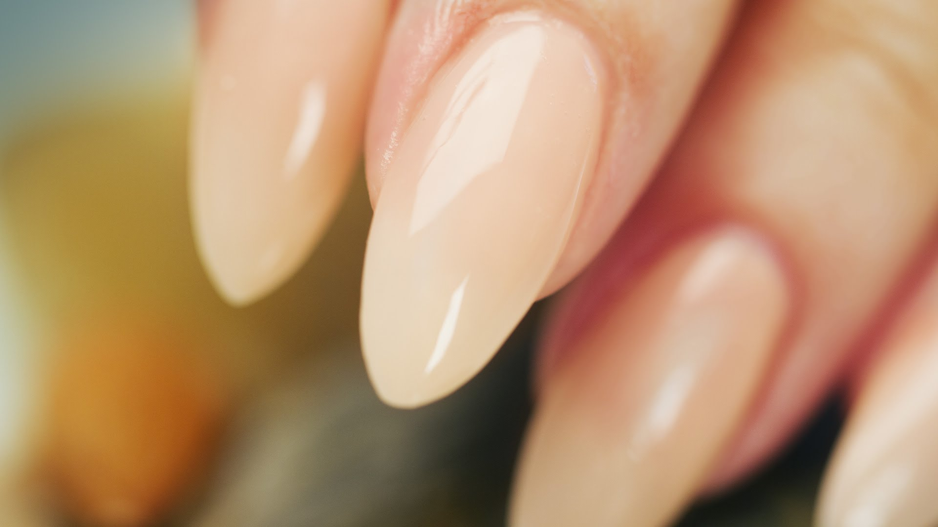 How to Shape Almond Nails