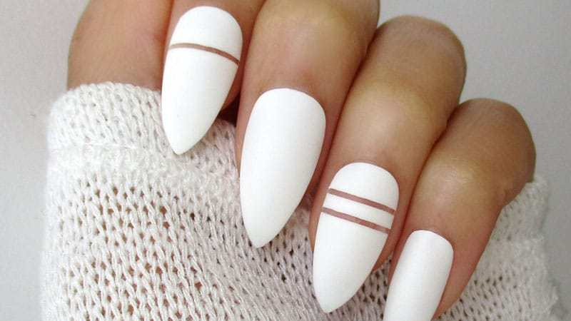 How To Shape Almond Nails Tutorial Tips Amp Ideas