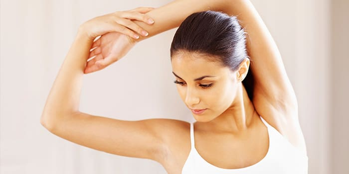 Tips on How to Get Rid of Underarm Fat Quickly