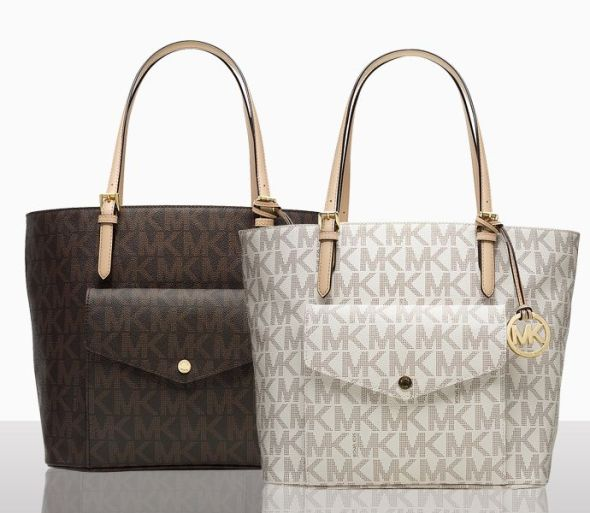How to Spot a Fake Michael Kors Bag – Real Vs. Fake MK Bags