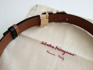 Real vs Fake Ferragamo Belt