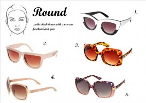 Best Sunglasses for Round Face