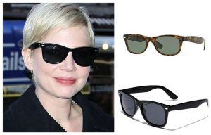 Sunglasses for Females with Round Faces