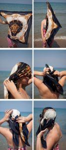Arabic Style Scarf Headband