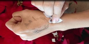 How to Remove Temporary TattoosHow to Remove Temporary Tattoos