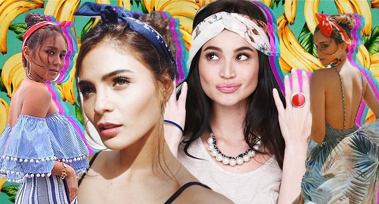 10 Chic Ways: How to Wear a Scarf as a Headband
