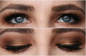 Best Eyeshadow Ideas for Blue Eyes