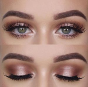 Eyeshadow Ideas for Green Eyes