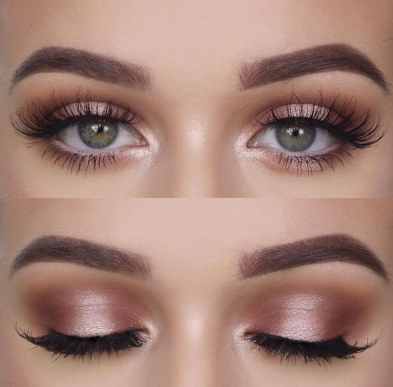 10 Best Eyeshadow Colors For Green Eyes Makeup