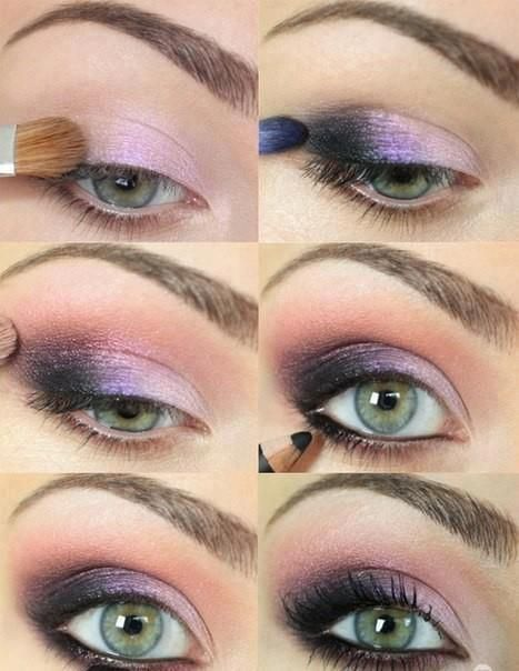 Eyeshadow Looks for Blue Eyes