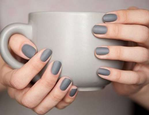 How to Make Matte Nail Polish | DIY Matte Nails